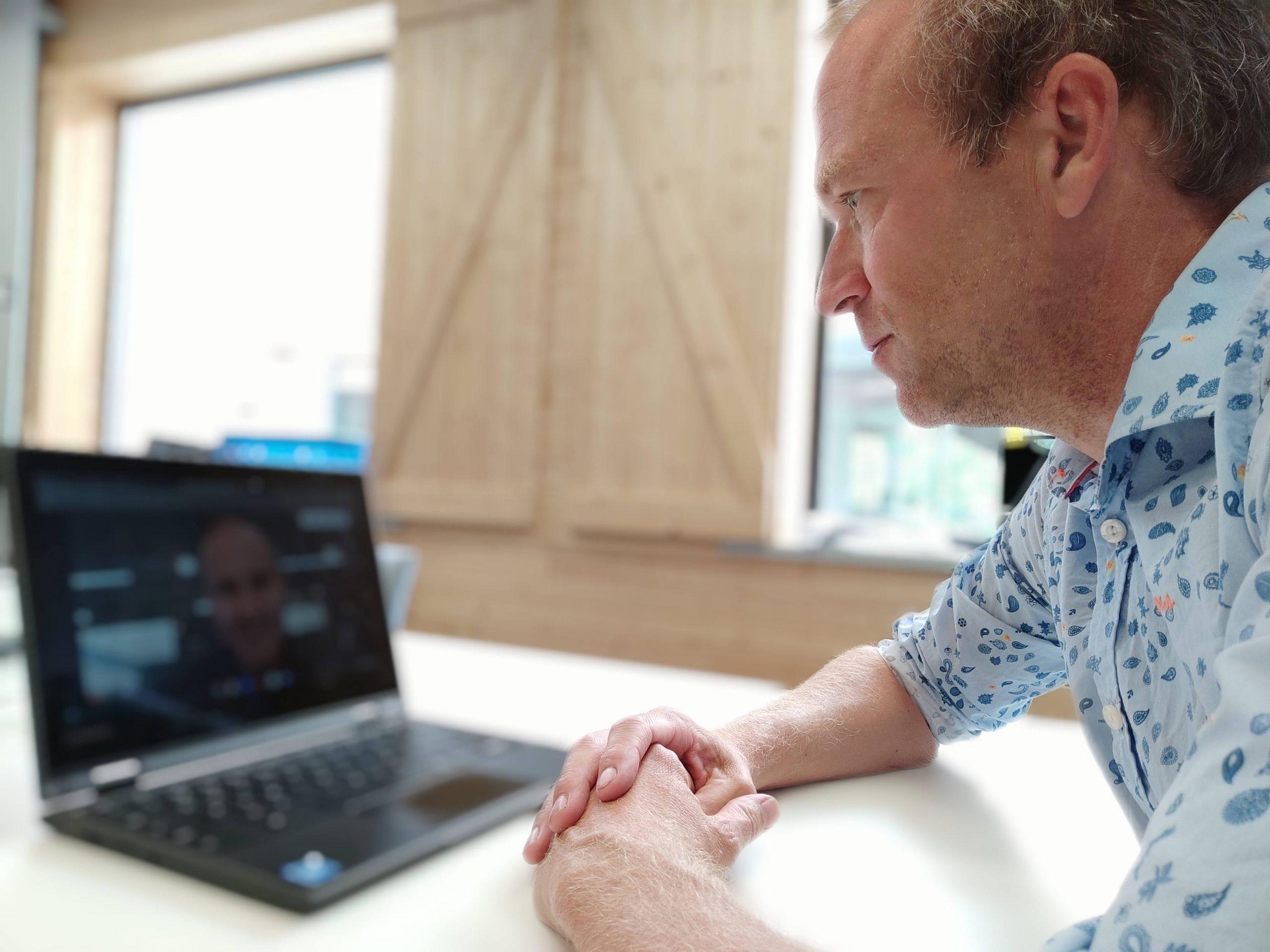 Communicatie & lesgeven met Google Meet en Chat