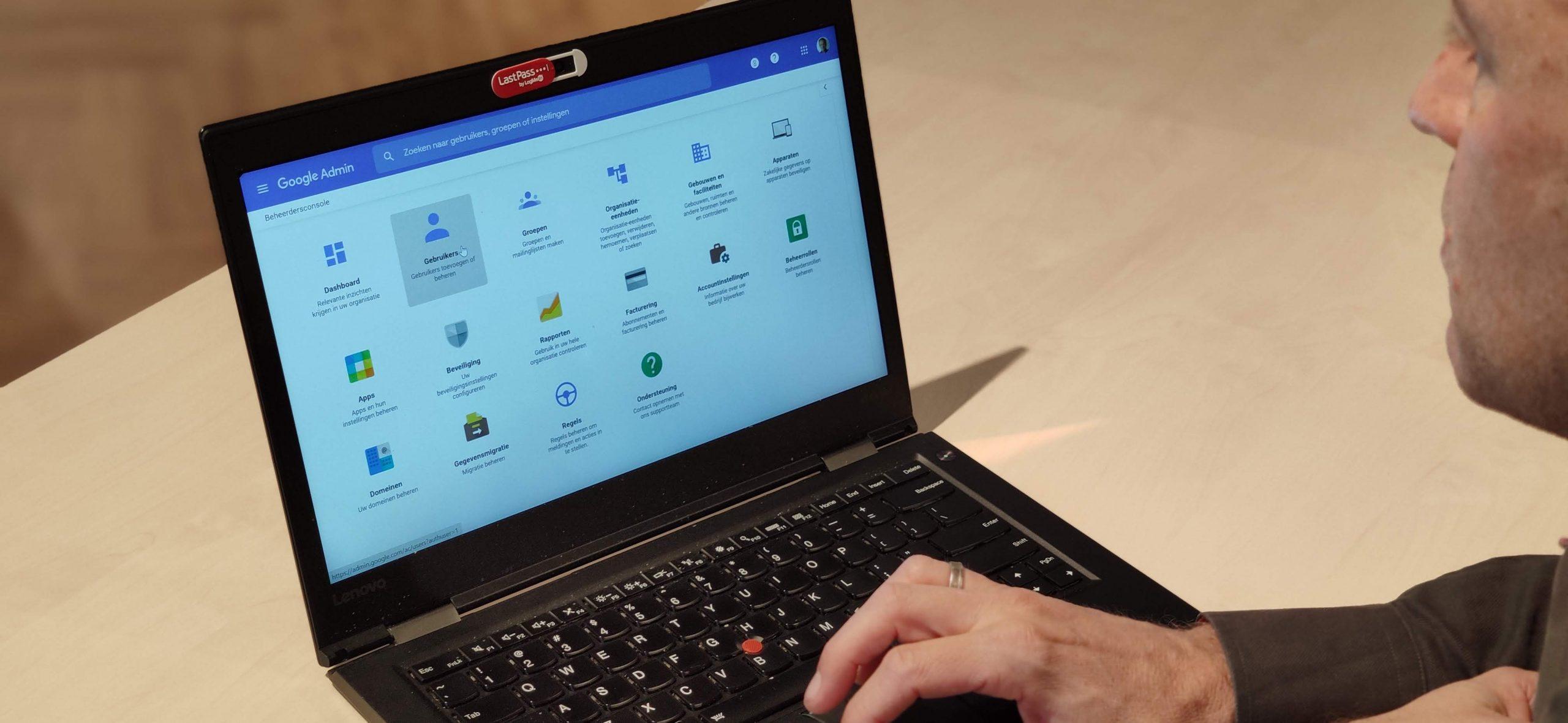Google Admin – Top 10 instellingen